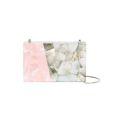 Tilda Hammer Shell Clutch