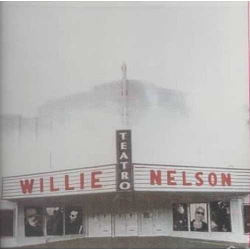 Precision Series Country Willie Nelson - Teatro