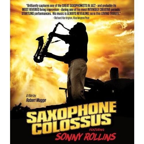 Saxophone Colossus [Video] [Blu-Ray Disc]