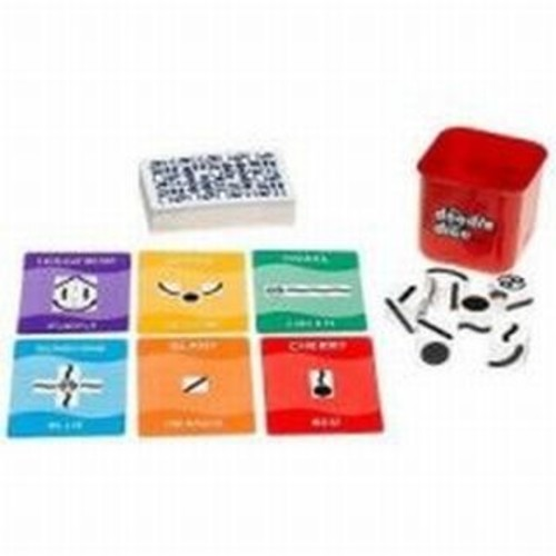 Jax Ltd Games Doodle Dice Party Card And Dice Game