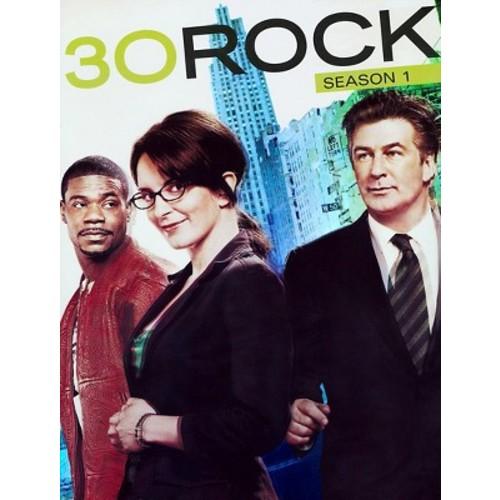 30 Rock: Season 1 [3 Discs]