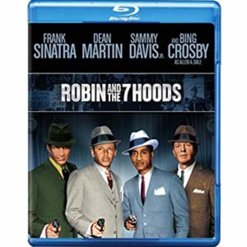 Robin and the 7 Hoods [Blu-ray] WSE DHMA/DD1