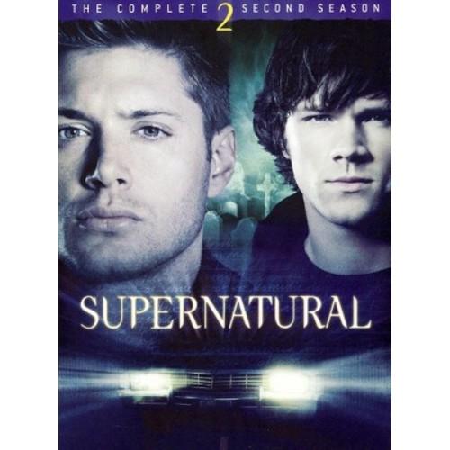 Supernatural: The Complete Second Season [6 Discs]