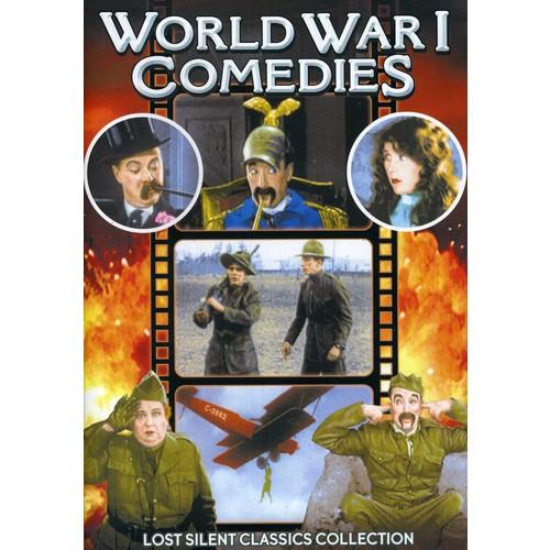 World War I Comedies (DVD)