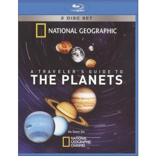 National Geographic: A Traveler's Guide to the Planets [2 Discs] [Blu-ray]