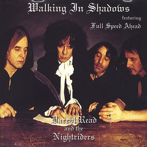 Walking in Shadows [CD]