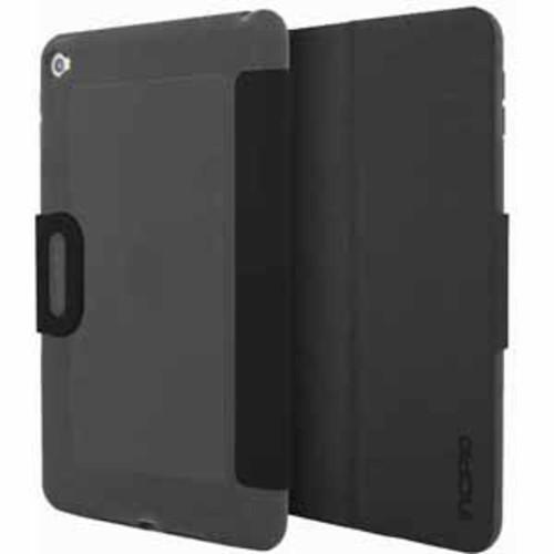 Incipio Clarion Shock Absorbing Translucent Folio for iPad mini 4 - Black