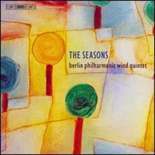 The Seasons By Berlin Philharmonic Wind Quintet (Audio CD)