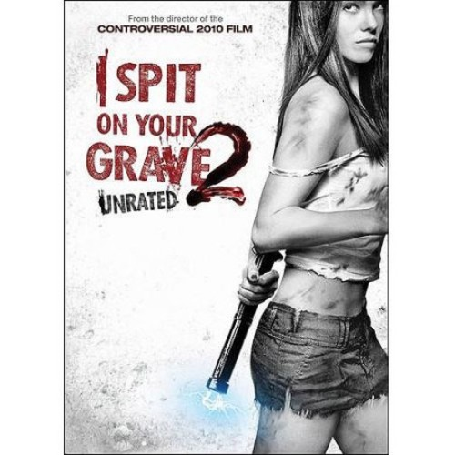 I Spit on Your Grave 2 [Unrated] [2 Discs] [Blu-ray/DVD] [2013]
