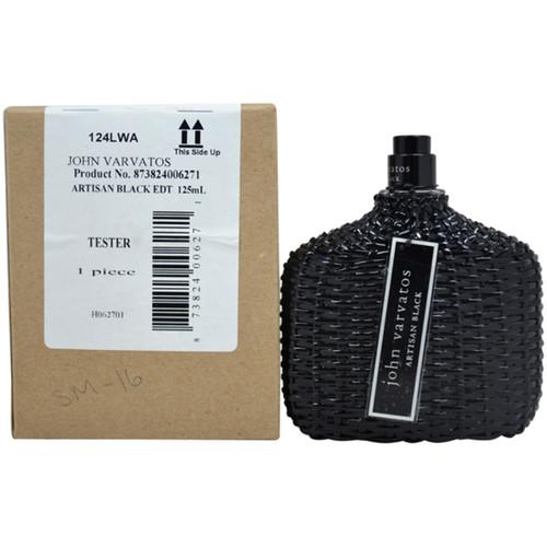John Varvatos Artisan Black Men's 4.2-ounce Eau de Toilette Spray (Tester)