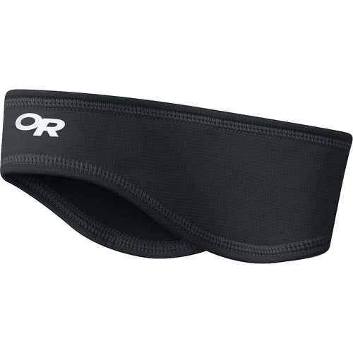 Outdoor Research Wind Pro Ear Band Headband Black