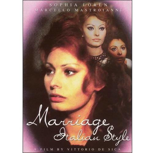 Marriage Italian Style: Sophia Loren, Marcello Mastroianni, Maril Tolo, Aldo Puglisi, Tecla Scarano, Pia Lindstrom, Vittorio De Sica: Movies & TV