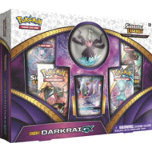 Pokemon Trading Card Game: Shining Legends Figure Collection - Shiny Darkrai-GX