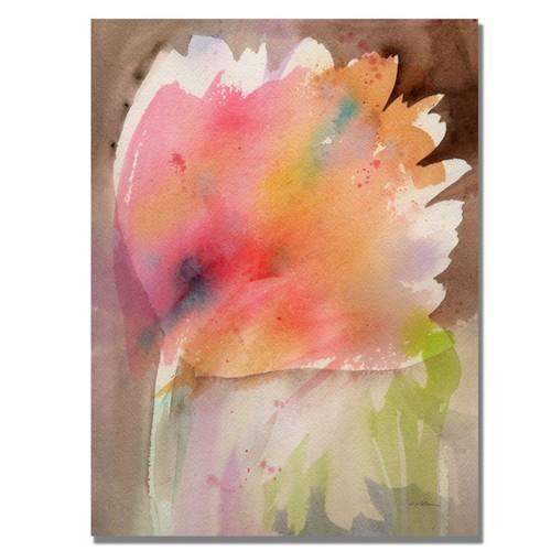 Trademark Fine Art Shelia Golden 'Bloom' Canvas Art 24x32 Inches