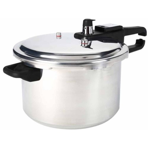 Tayama 7 Qt. Stovetop Pressure Cookers in Stainless Steel