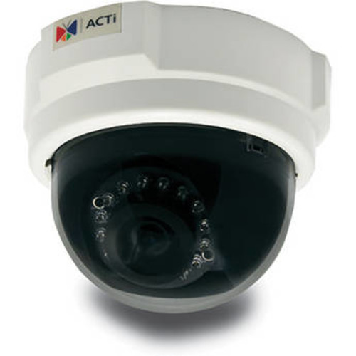 E53 3 MP Indoor Day & Night Dome Camera with IR Illuminator