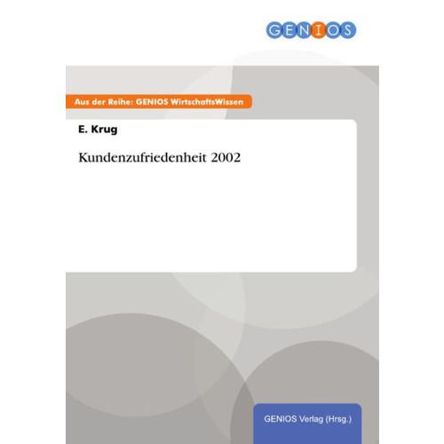 Kundenzufriedenheit 2002