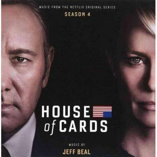 House of Cards, Season 4 [Music From the Netflix Original Series] [CD]
