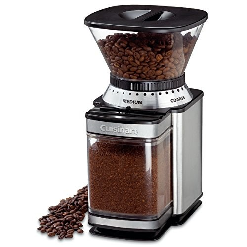Cuisinart DBM-8 Supreme Grind Automatic Burr Mill [Standard Packaging]