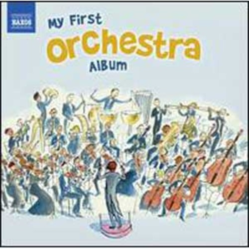 My First Orchestra Album (Audio CD)