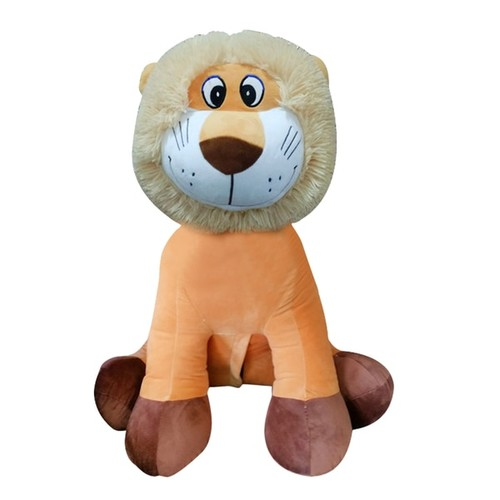 iPlush Looni the Lion Inflatable Toy