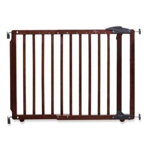 Dreambaby Nottingham Expandable Gro-Gate in Brown