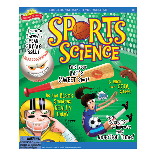 Scientific Explorer Sports Science