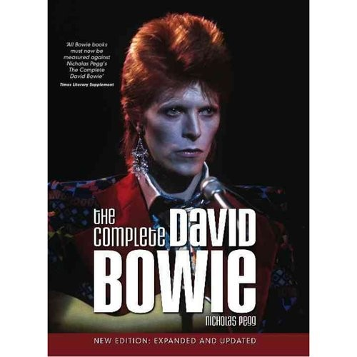 The Complete David Bowie (New) (Paperback)