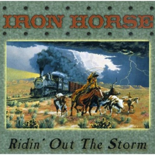 Ridin' out the Storm [CD]
