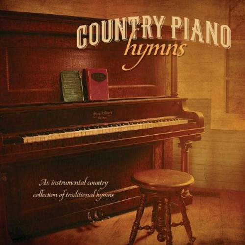 Country Piano Hymns [CD]