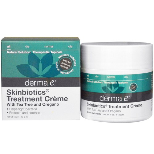 Derma E Skinbiotics Treatment Crme -- 4 oz