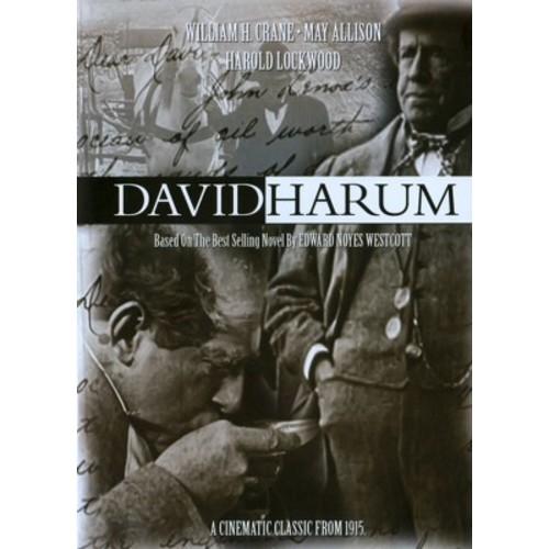 David Harum [DVD] [1915]