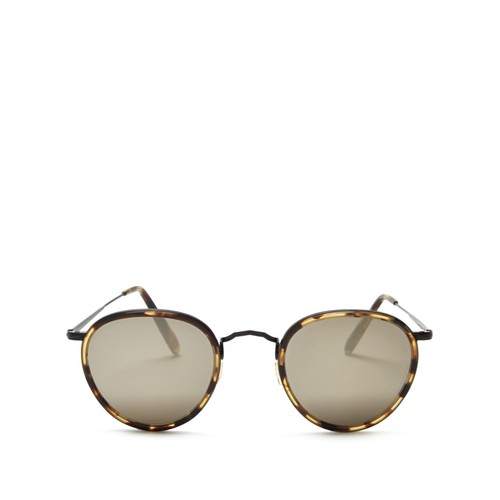 MP-2 30th Anniversary Collection Round Sunglasses, 48mm