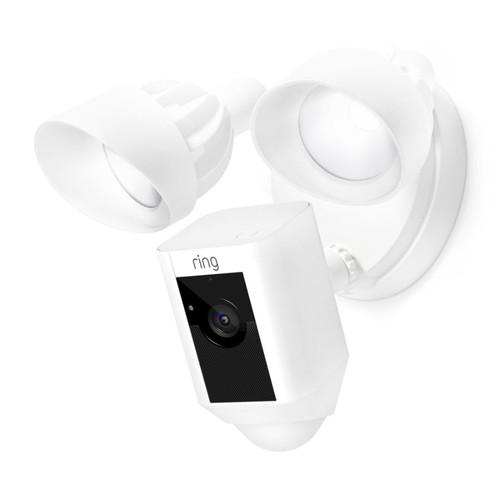 Ring Floodlight Cam, White