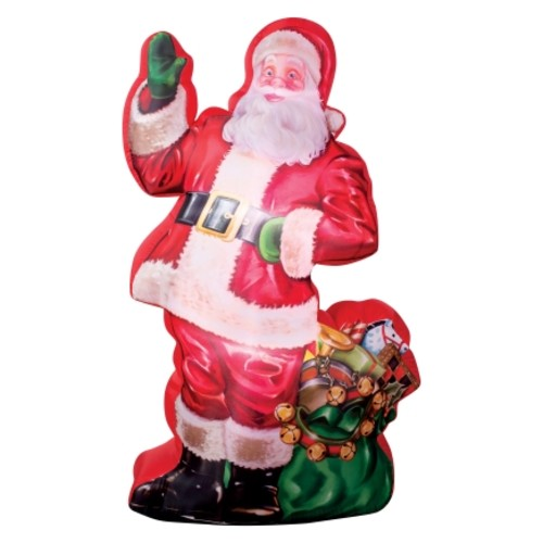 Gemmy Santa with Bag Inflatable