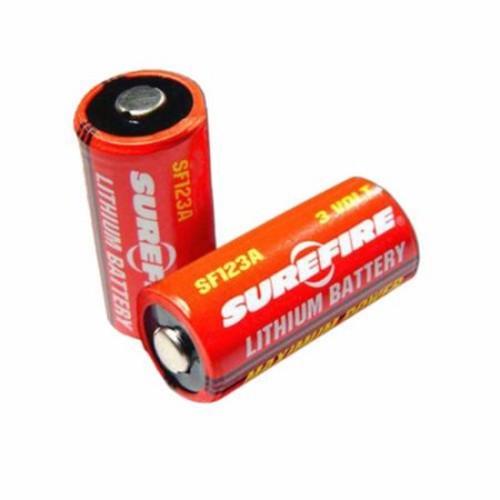Surefire Batteries (2 SF123A Batteries;Carded)
