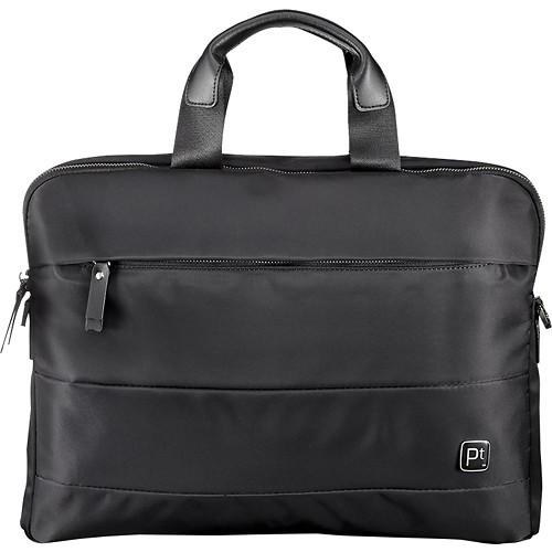 Platinum - Laptop Briefcase - Black