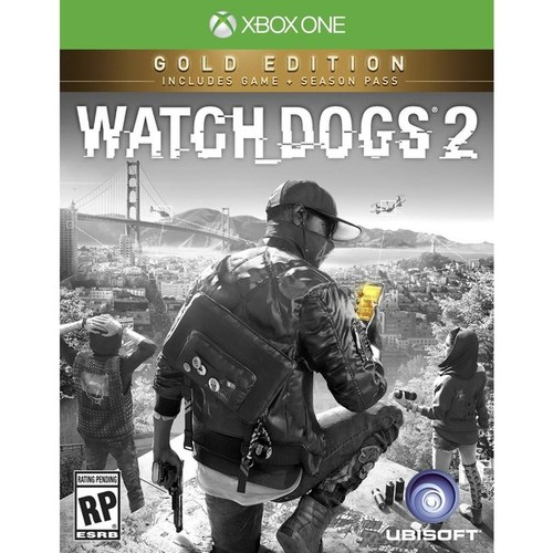 WATCH DOGS 2 GOLD EDITION - XBOX One