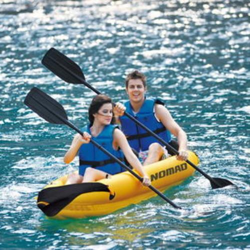 Blue Wave RL3602 Nomad 2 Person Inflatable Kayak