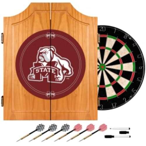 Trademark Games Mississippi State Bulldogs Dart Cabinet
