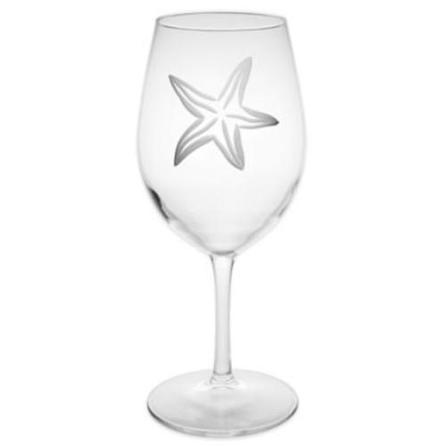 Starfish All-Purpose Wine Glass