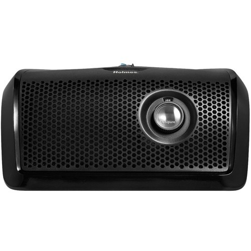 Holmes - Tabletop Air Purifier - Black