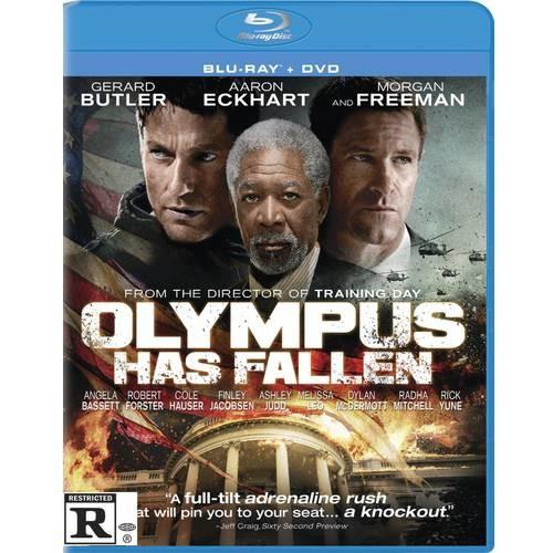 Olympus Has Fallen [2 Discs] [Includes Digital Copy] [UltraViolet] [Blu-ray/DVD]