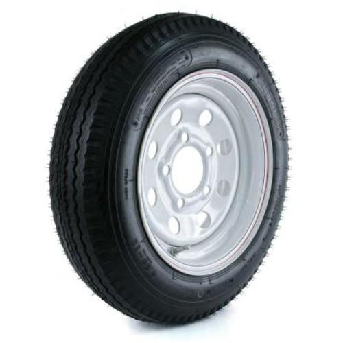 Martin Wheel 480-12 Load Range B 5-Hole Mod Trailer Tire and Wheel Assembly