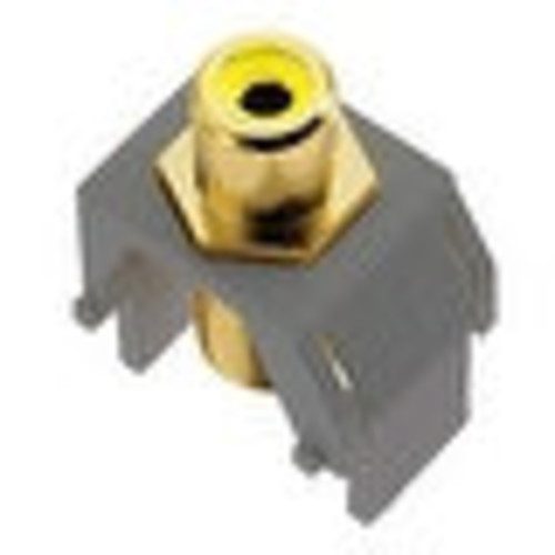 Legrand ACYRCAFM1 Composite Video RCA to F-Connector