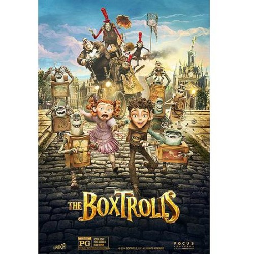 UNIVERSAL STUDIOS HOME ENTERT. The Boxtrolls
