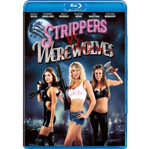 Strippers vs. Werewolves [Blu-ray]: Robert Englund, Steven Berkoff, Martin Compston, Jonathan Glendening: Movies & TV