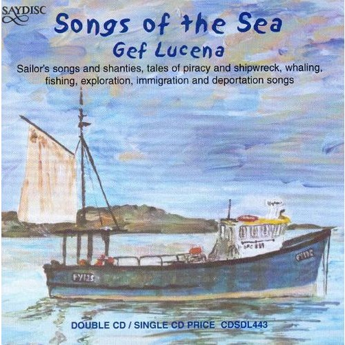 Songs of the Sea [CD]