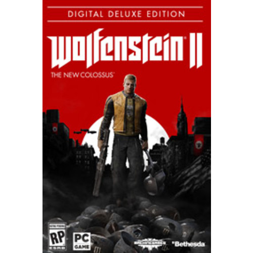 Wolfenstein II: The New Colossus Deluxe Edition [Digital]