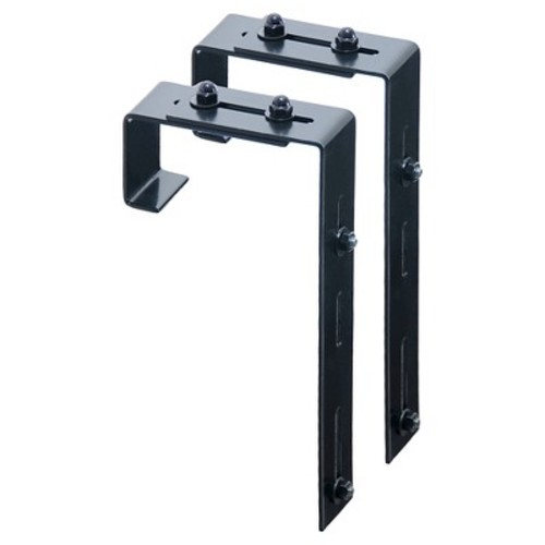 Mayne Adjustable Deck Rail Bracket 2-pack